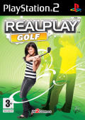 REALPLAY Golf PlayStation 2 Front Cover