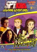 Spy Kids Learning Adventures: Mission: The Nightmare Machine Windows Front Cover