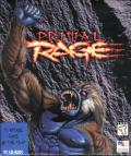 Primal Rage DOS Front Cover