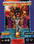Ghouls 'N Ghosts Commodore 64 Front Cover