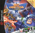 Disney•Pixar Buzz Lightyear of Star Command Dreamcast Front Cover
