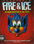 Fire & Ice Amiga Front Cover
