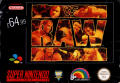WWF Raw SNES Front Cover