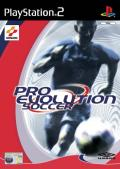 Pro Evolution Soccer PlayStation 2 Front Cover