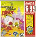 Fantasy World Dizzy Amiga Front Cover