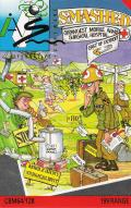 S*M*A*S*H*E*D Commodore 64 Front Cover