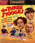 The Three Stooges DOS Front Cover
