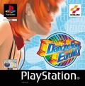Dancing Stage Euromix PlayStation Front Cover