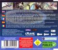 Tony Hawk's Pro Skater Dreamcast Back Cover