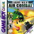 Army Men: Air Combat Game Boy Color Front Cover