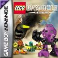 LEGO Bionicle: Tohunga Game Boy Advance Front Cover