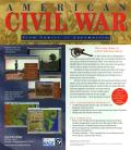 American Civil War: From Sumter to Appomattox Windows Back Cover