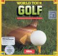 World Tour Golf DOS Front Cover