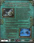 Icewind Dale: Heart of Winter Windows Back Cover