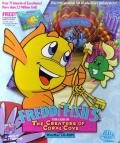 Freddi Fish 5: The Case of the Creature of Coral Cove Macintosh Front Cover