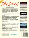 The Duel: Test Drive II DOS Back Cover