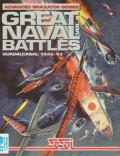 Great Naval Battles Vol. II: Guadalcanal 1942-43 DOS Front Cover