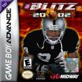 NFL Blitz 20-02 Game Boy Advance Front Cover