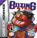 Boxing Fever Game Boy Advance Front Cover