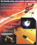 Homeworld: Cataclysm Windows Inside Cover Right Flap