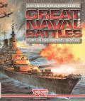 Great Naval Battles Vol. III: Fury in the Pacific, 1941-44 DOS Front Cover