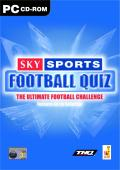 Sky Sports Football Quiz Windows Front Cover