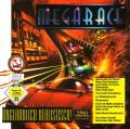 MegaRace DOS Front Cover