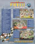 3-D Ultra NASCAR Pinball Windows Back Cover