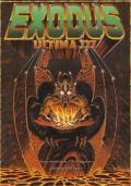 Exodus: Ultima III DOS Front Cover