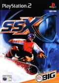 SSX PlayStation 2 Front Cover