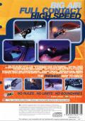 SSX PlayStation 2 Back Cover