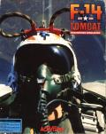 F-14 Tomcat DOS Front Cover