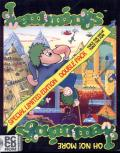 Lemmings & Oh No! More Lemmings DOS Front Cover