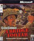Close Combat: A Bridge Too Far Macintosh Front Cover