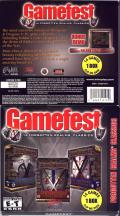 Gamefest: Forgotten Realms Classics DOS Front Cover