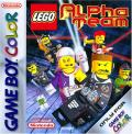 LEGO Alpha Team Game Boy Color Front Cover