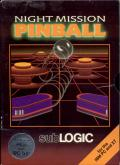 Night Mission Pinball PC Booter Front Cover