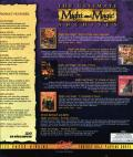Ultimate Might and Magic Archives Windows Back Cover