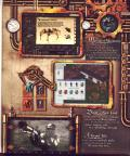 Arcanum: Of Steamworks & Magick Obscura Windows Inside Cover Right Flap