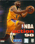 NBA Action 98 Windows Front Cover