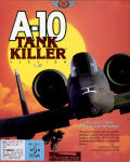 A-10 Tank Killer DOS Front Cover