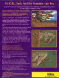 Castles DOS Back Cover