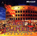 Age of Empires: The Rise of Rome Windows Other Jewel Case - Front