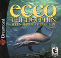 Ecco the Dolphin: Defender of the Future Dreamcast Front Cover