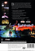 Summoner PlayStation 2 Back Cover