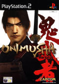 Onimusha: Warlords PlayStation 2 Front Cover