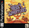 Herc's Adventures PlayStation Front Cover