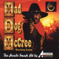 Mad Dog McCree DOS Media Jewel Case - Front