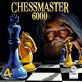 Chessmaster 6000 Windows Front Cover
