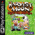 Harvest Moon: Back to Nature PlayStation Front Cover